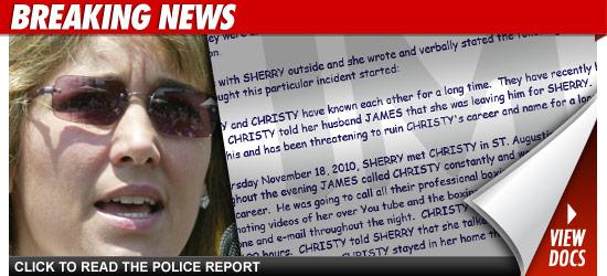 Christy Martin Lesbian Affair