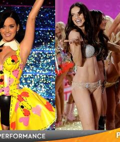 Katy&#039;s Victoria&#039;s Secret Performance!