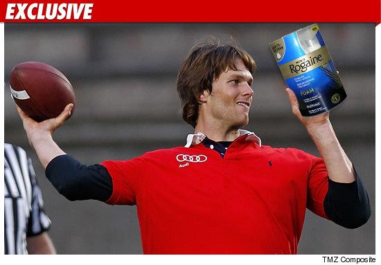 Tom Brady Hair Rogaine