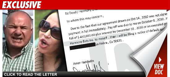 Octomom Home: Pay Up or Get Out!