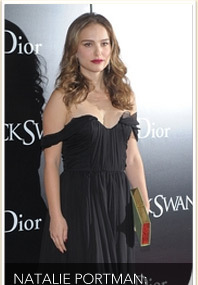 Get Natalie Portman's Red Carpet Look!