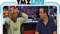 TMZ Live: Ronni Chasen, Magic Johnson & MJ