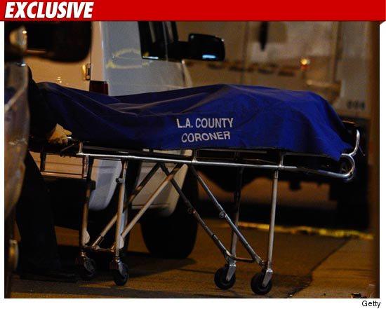 Ronni Chasen Murder Suspect