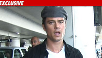 Josh Duhamel Kicked Off Plane in NYC