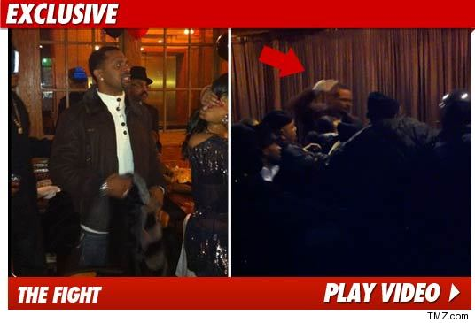 Mike Epps Fight Video