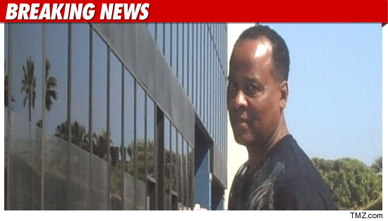 Dr. Conrad Murray Sanctioned by Nevada Medical Board | TMZ.550