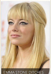 Emma Stone Goes Blonde!