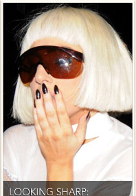 Style Watch: Celeb Stiletto Nails!