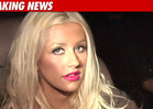 Christina Aguilera: My Private Sexy Pics Were H