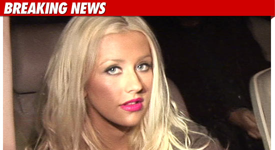 Christina Aguilera Leaked Racy Photos