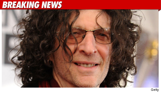 Howard Stern Contract