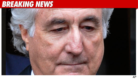Mark Madoff Death -- Bernie Madoff Son