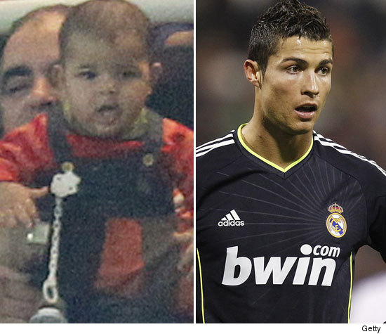 cristiano ronaldo son. Cristiano Ronaldo#39;s son