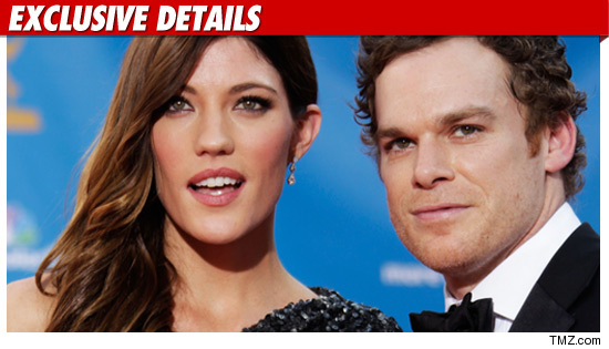Jennifer Carpenter and Michael C. Hall Divorce