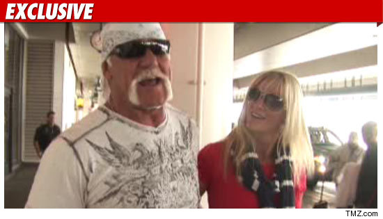 Hulk Hogan Wedding