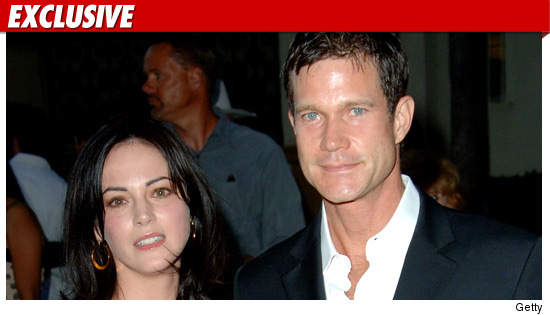 Dylan Walsh Divorce