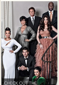 The Kardashian Family Christmas Card!