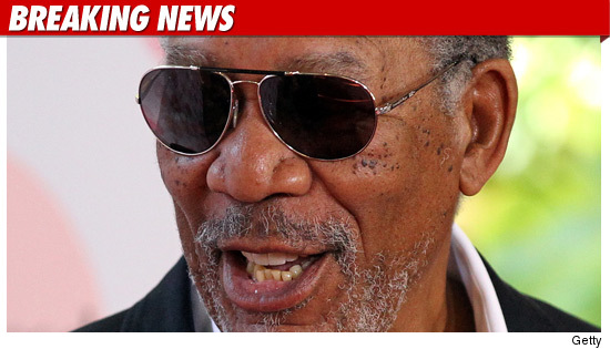 Morgan Freeman Not Dead