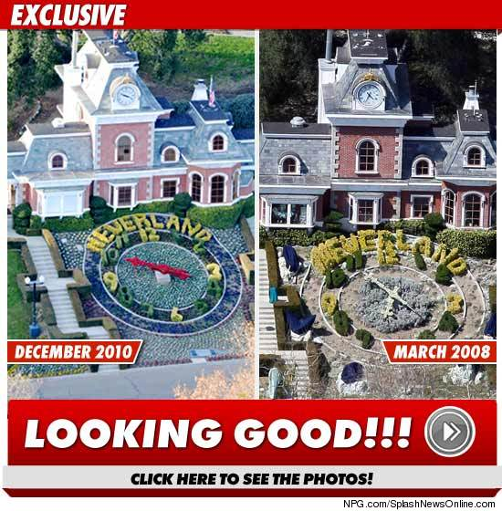 Neverland Ranch Restored