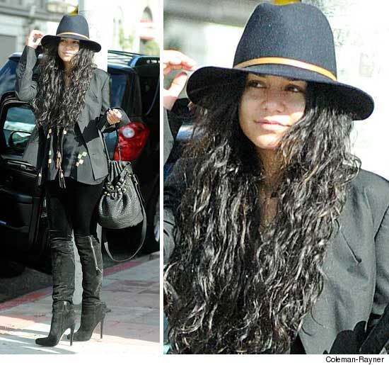 vanessa hudgens birthday party 2010. Vanessa Hudgens Paparazzi 2010