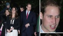 Prince William & Kate Middleton -- Royal Date Night