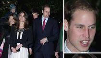 Prince William & Kate Middleton -- Royal Date Night