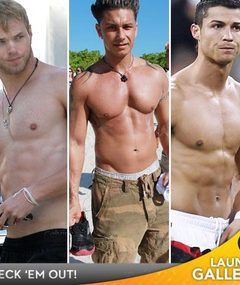 HUNK ALERT! The Hottest Guys of 2010!