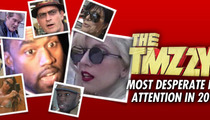 Kanye West -- More Desperate Than Lady Gaga?