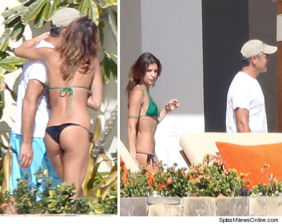 george clooney girlfriend bikini. More George Clooney