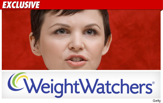 Ginnifer Goodwin Weight Watchers