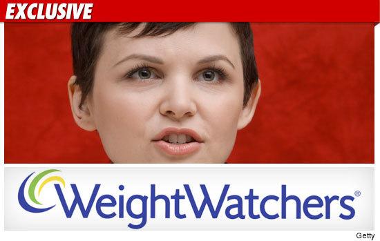 Ginnifer Goodwin Weight Watchers