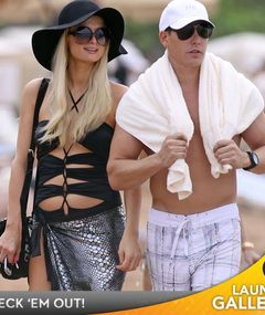 Paris Hilton: Hawaii for the Holidays!