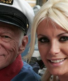 Hugh Hefner Is Engaged!
