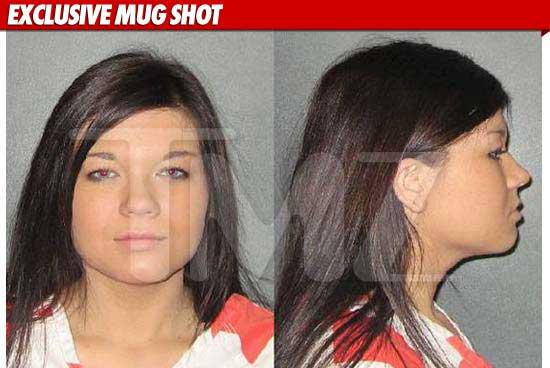 Amber Portwood Mug Shot