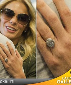 REVEALED! LeAnn's Engagement Ring!