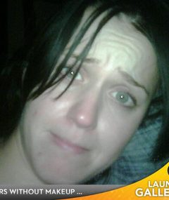 Katy Perry Without Makeup!