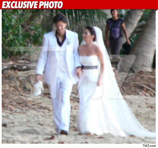 SHANIA & FREDERIC GET MARRIED!!!