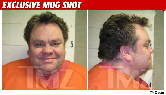 Preston Lacy Mug Shot
