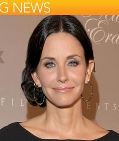 NEWS: Courteney Cox Supports Ex&#039;s Rehab Stint