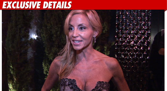 Camille Grammer Quits Real Housewives