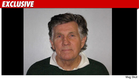 Gary Collins Arrested