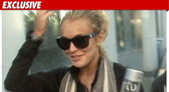 Lindsay Lohan Probation Violation