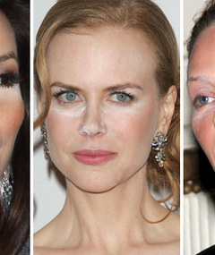 BEAUTY GONE BAD! Eva, Nicole, Uma &amp; More: Makeup Disasters!