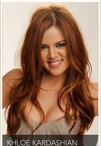 HOT HAIR: Khloe Kardashian Goes Red Head!
