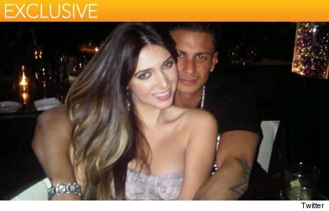 pauly d dating farrah Stevns