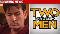 Charlie Sheen: 'I'll Pay the Crew'