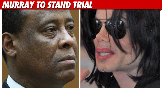 Dr Conrad Murray Stand Trial