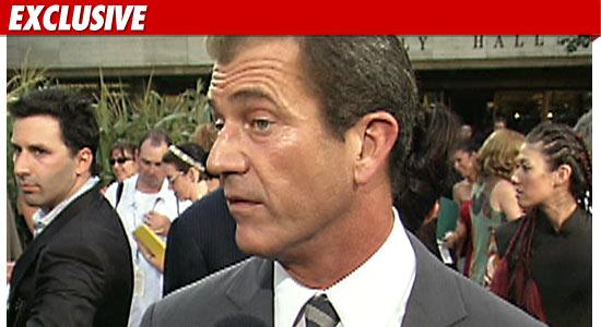 Mel Gibson Plea