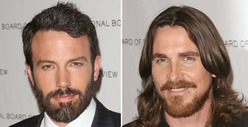 Bearded Ben vs. Bearded Bale: Who'd You Rather?