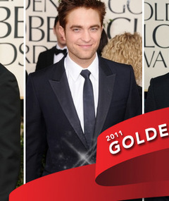 EYE CANDY: Golden Globe Red Hot Red Carpet Hotties!